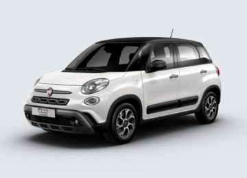 Fiat 500L 1.3 Mjet 95cv Dualogic Cross